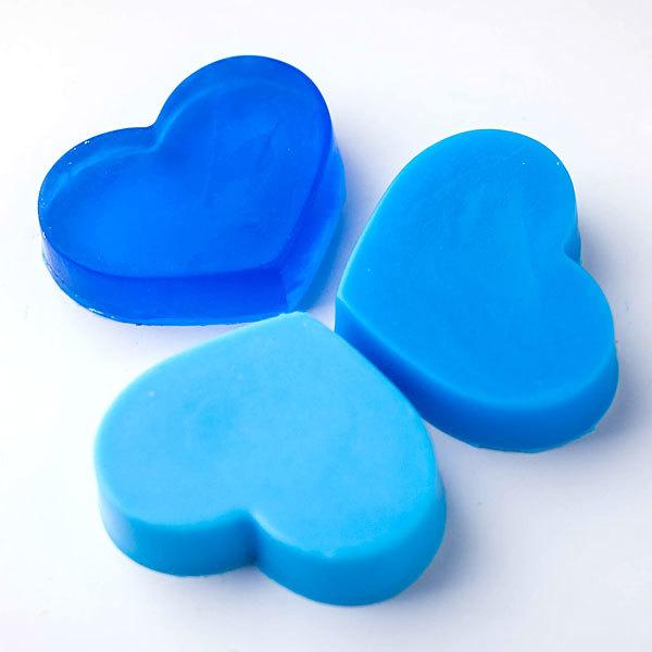 Масляный краситель для мыла Голубой лед