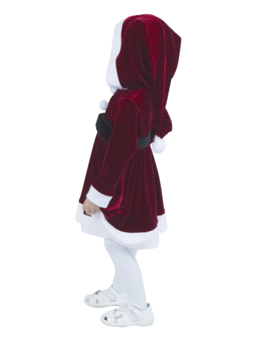 Костюм Подружка Санты 3