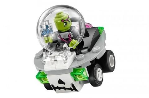 LEGO Super Heroes Mighty Micros: Супергёрл против Брейниака 76094 —  Supergirl vs. Brainiac  — Лего Супергерои ДиСи