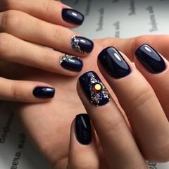 Bagheera Nails BN-08 глубокий синий Гель-лак 10 мл