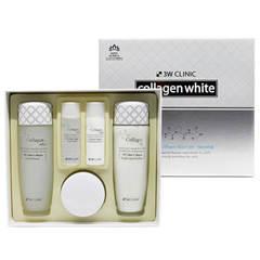 Набор осветляющих средств с коллагеном 3W Clinic Collagen Whitening Skin Care Items 3 Set