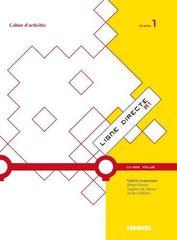 Ligne directe 1   Cahier + CDrom