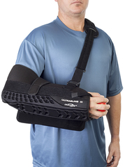 Ортез/бандаж дляплечевого сустава с передней профильной подушкой DonJoy Ultrasling III