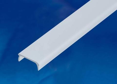 UFE-R07 FROZEN 200 POLYBAG Матовый рассеиватель для алюминиевого профиля, пластик. Длина 200 см. ТМ Uniel.