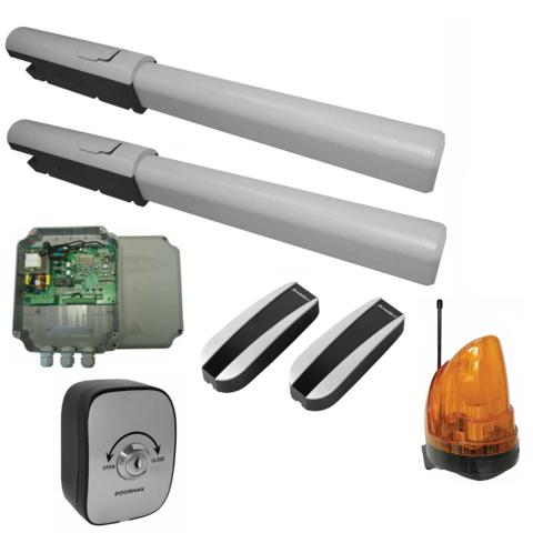 Комплект автоматики для распашных ворот  DOORHAN SW-5000KIT