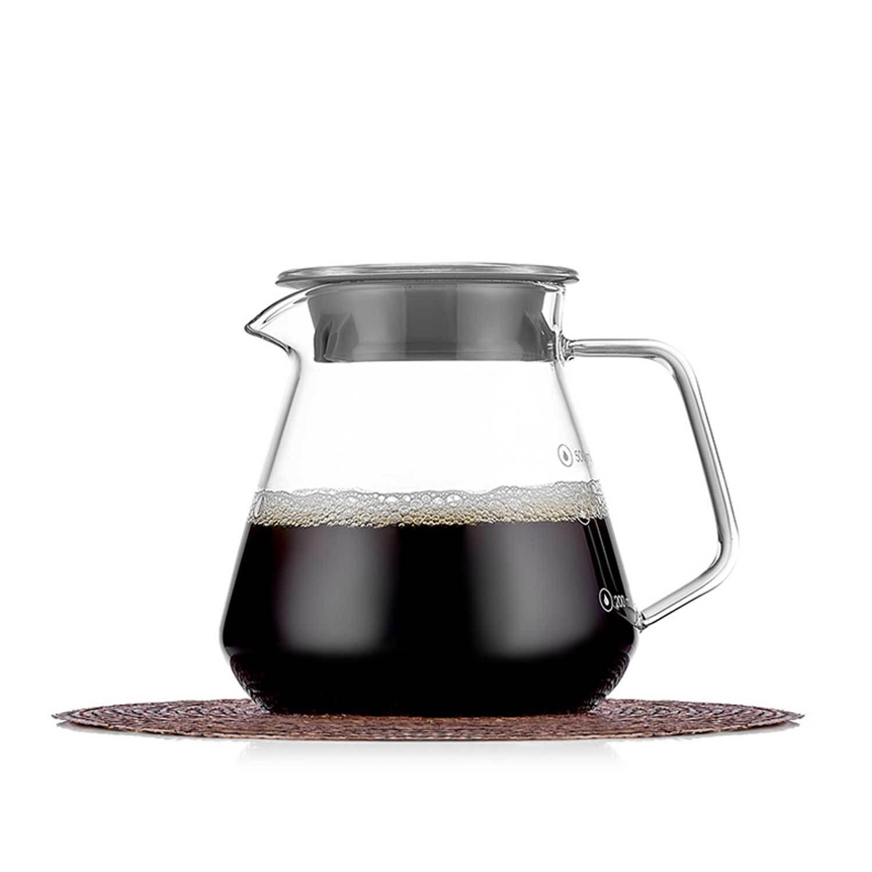 Чайники заварочные стеклянные Чайник заварочный стеклянный, кофейник 600 мл chaynik_zavarochniy_Idzumi_600ml.jpg