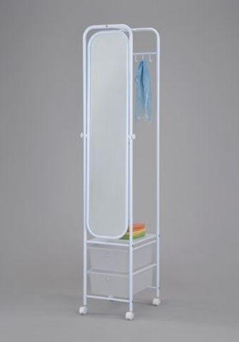 Зеркало напольное MS-9088 белый