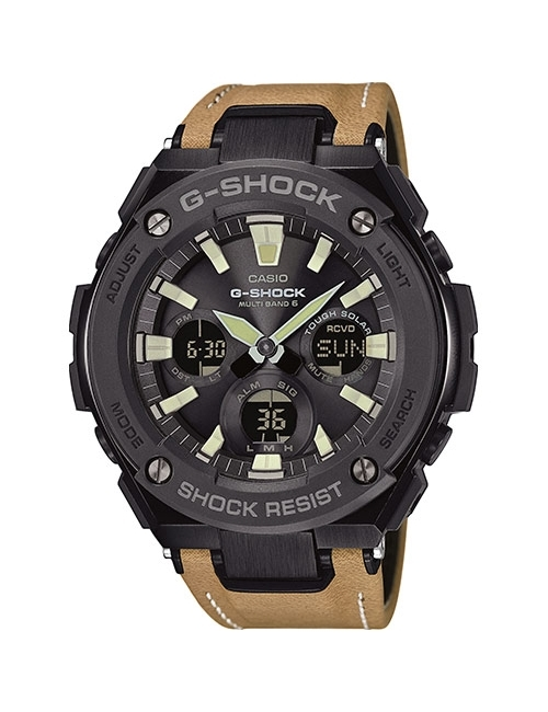 Часы мужские Casio GST-W120L-1BER G-Shock G-Steel