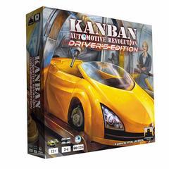Kanban: Automotive Revolution - Drivers Edition