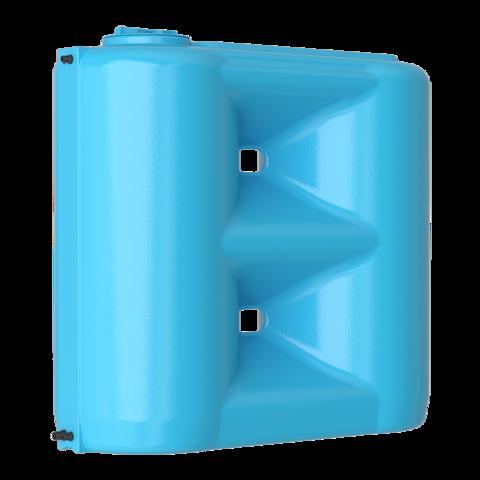 Бак д/воды Combi BW-1500 (синий) с поплавком Миасс