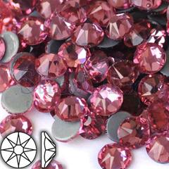 Купить розовые стразы Rose Pink Xirius