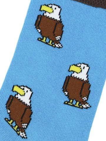 Носки с орлами