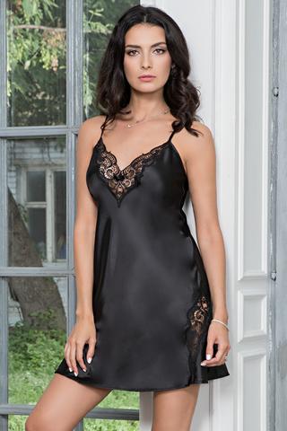 Сорочка Mirabella 2070 Black Mia-Mella