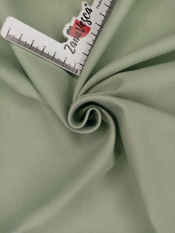 Ткань duck с тефлоновой пропиткой Листья шалфея