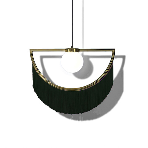 Подвесной светильник копия Wink by Houtique (черный)