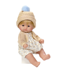 ASI Кукла-пупсик блондинка 20 см (114011)