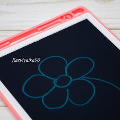 Графический планшет для рисования стилусом, 8.5 дюймов
