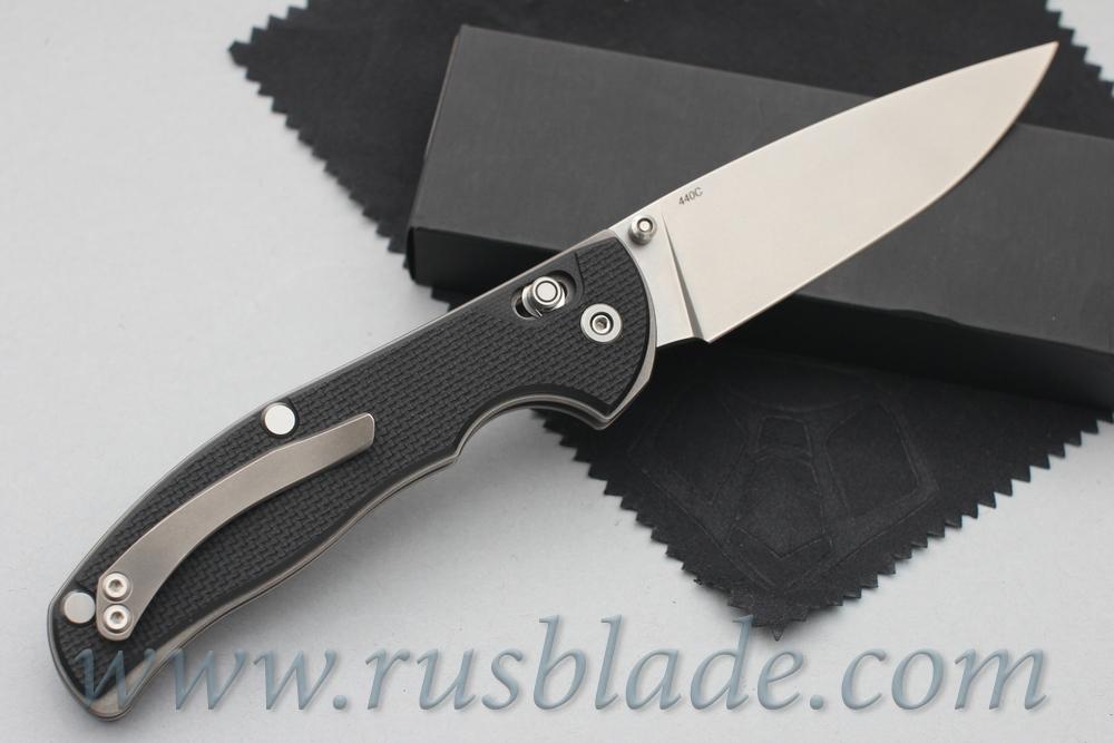 Shirogorov Tabargan 100NS 440C G10