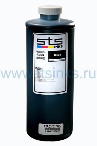 Пигментные чернила STS для HP Photo Black 1000 мл