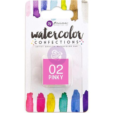 Акварельные краски штучно Prima Watercolor Confections Watercolor Pan Refill - Цвет 02