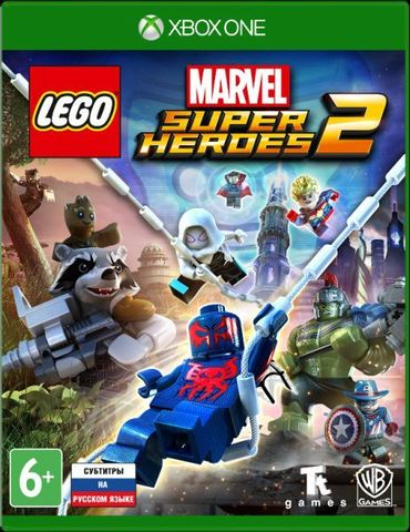 Xbox One LEGO Marvel Super Heroes 2 (русские субтитры)