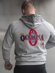 Мужская кофта Nebbia Olympia 999 grey