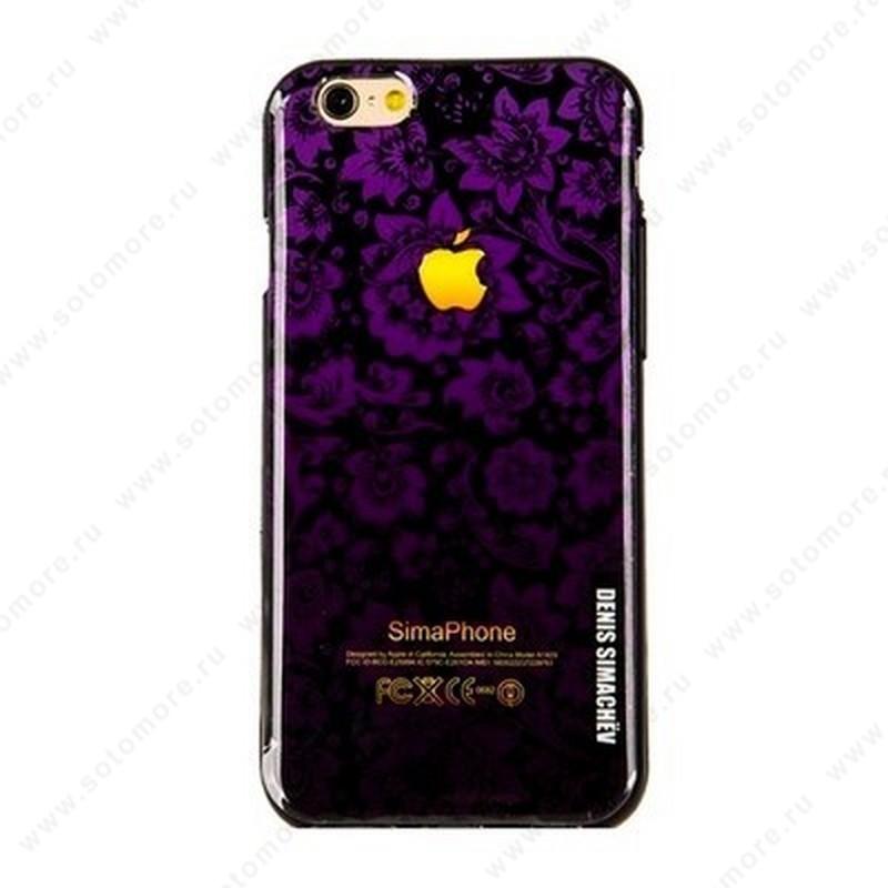 Накладка Denis Simachev силиконовый для Apple iPhone 6s Plus/ 6 Plus вид 29