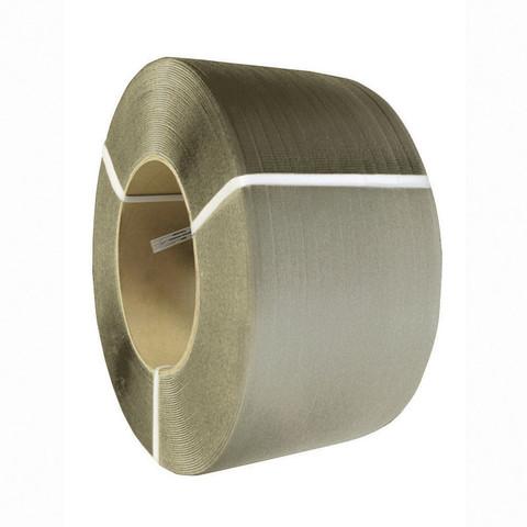 Стреппинг-лента полипропиленовая серая 15x0.8 мм длина 1400 м