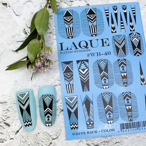LAQUE Cлайдер дизайн #WB-40