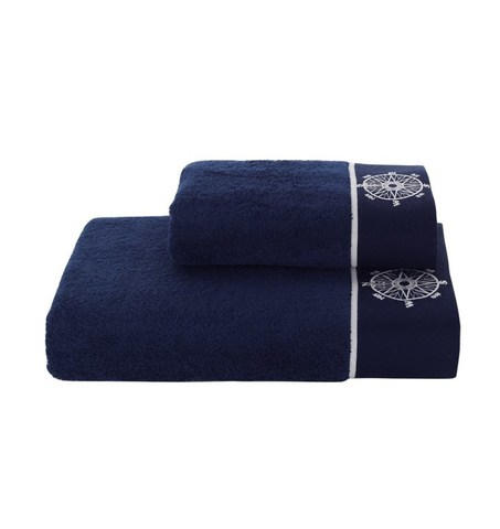 MARINE LADY -МАРИНЕ ЛЕДИ полотенце махровое Soft Cotton (Турция)