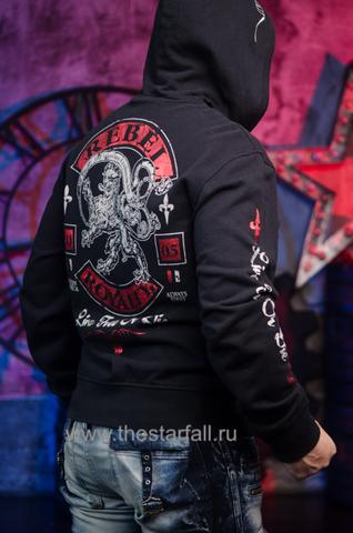 Толстовка Rebel Spirit FTZH141714