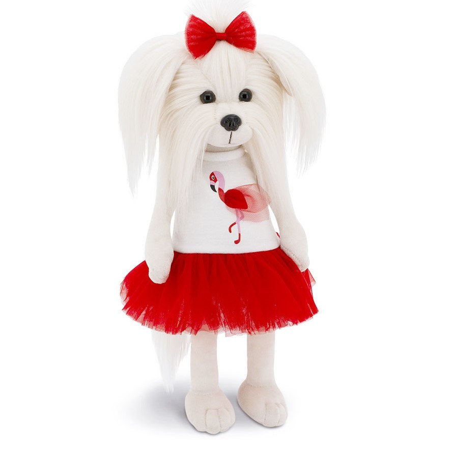 Собачка LUCKY MIMI Любовь и Фламинго (Orange Toys)