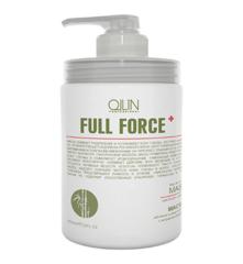 OLLIN full force маска для волос и кожи головы с экстрактом бамбука 650мл