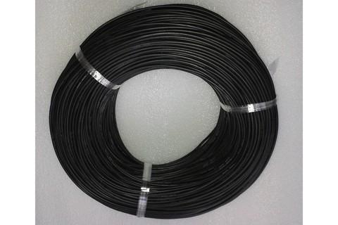 Провод силиконовый 20AWG (черный)
