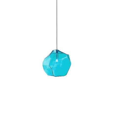 Подвесной светильник Ice Cube by Lasvit (голубой)