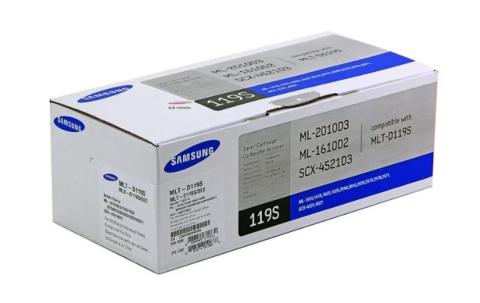 Картридж Samsung MLT-D119S (SU864A) черный