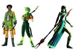 Final Fantasy XIII - Play Arts Kai Series 02