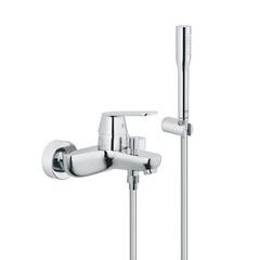Смеситель для ванны с душевым набором Euphoria Cosmopolitan Grohe Eurosmart Cosmopolitan 32832000 фото