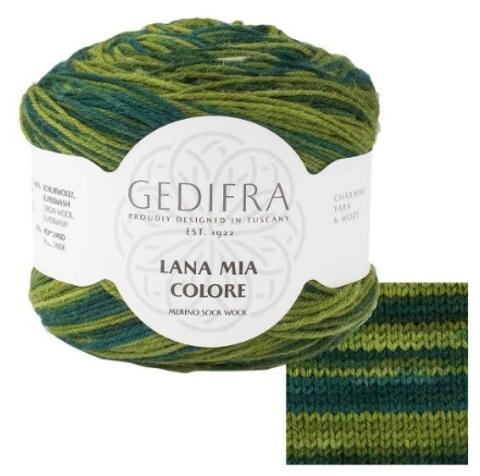 Gedifra Lana Mia Colore 986 купить