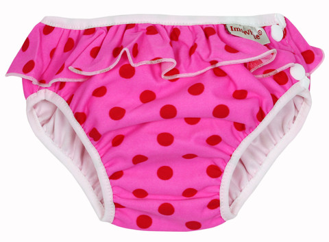 Плавки Imsevimse, Pink Dots Frill