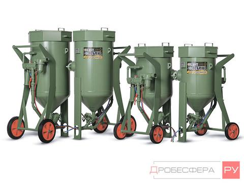 Пескоструйный аппарат Contracor RAZOR 100 RC