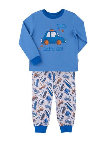 КП206 Пижама для мальчика байка
