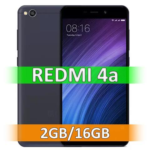 Смартфон Xiaomi Redmi 4A (2-16Gb) Black