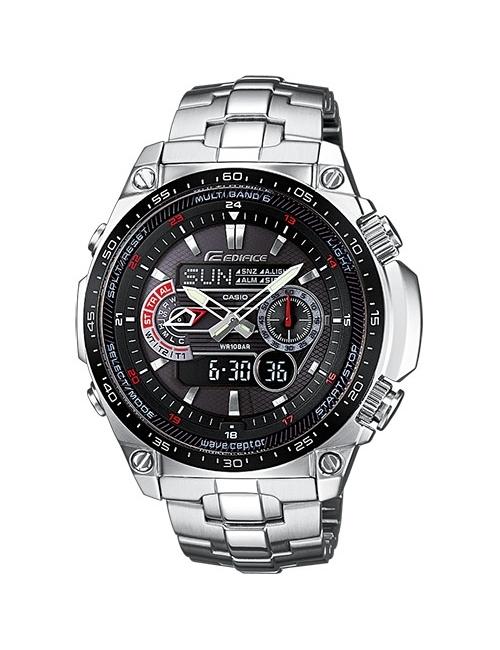 Часы мужские Casio ECW-M300EDB-1AER Edifice