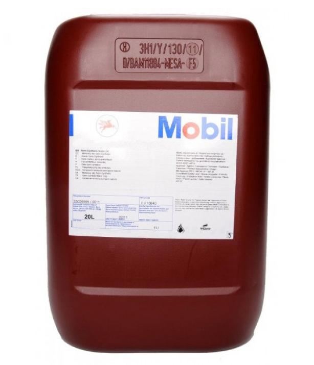 Mobil Velocite (№4) Масло для скоростных шпинделей станков