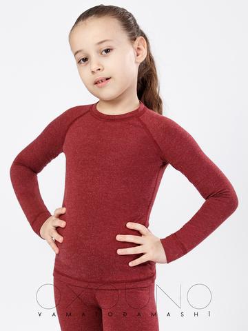 Детская термофутболка для девочек Oxo 0526 Anka Oxouno