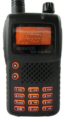 Рация Kenwood TH-UVF5 8w