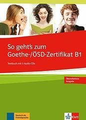 So geht's zum Goethe/OesD-Zerti. B1 Testb.+CDS