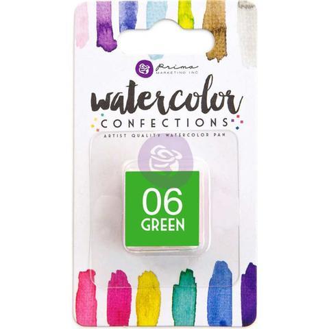 Акварельные краски штучно Prima Watercolor Confections Watercolor Pan Refill - Цвет 06