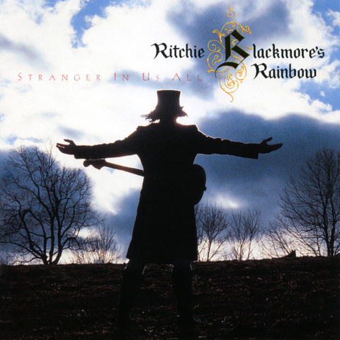 Ritchie Blackmore's Rainbow / Stranger In US All (RU)(CD)